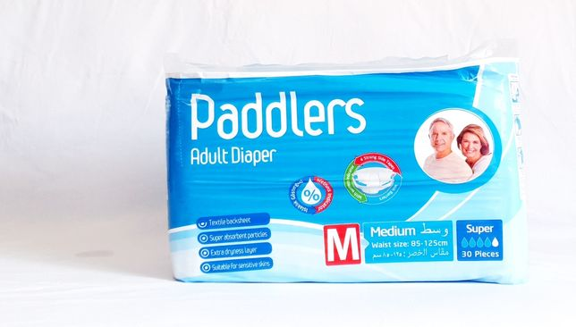 Памперсы для взрослых M подгузники для инвалидов доставим бесплатно