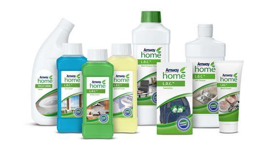 Почистващи препарати AMWAY HOME - грижа за повърхностите