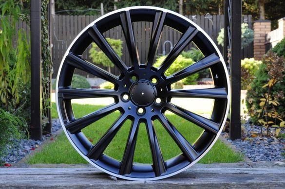 """21"""" AMG Джанти Мерцедес 5X112 Mercedes W222 221 GLA GLC CLS CLA SLK SL"""