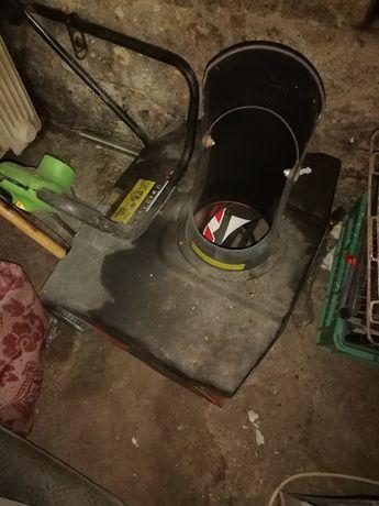 Електрически роторен снегорин