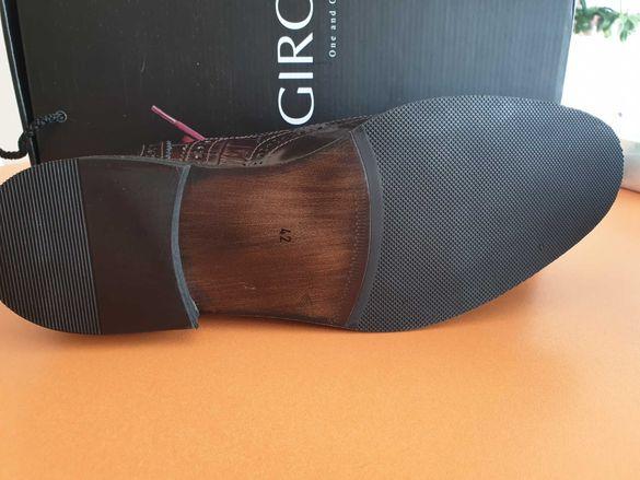 Мъжки официални обувки Girotti