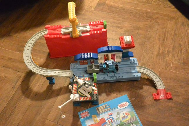 Mega Bloks Thomas & Friends Sodor Search and Rescue