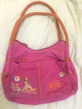 Детска чанта Winx