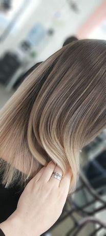 Окрашивание волос мелирование, балаяж, шатуш, Air touch(Аиртач), омбре