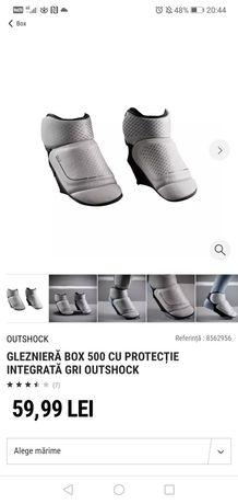 Glezniera box cu protectie integrata, M