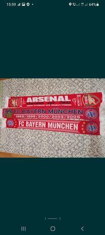 Fular Bayern Munchen Arsenal