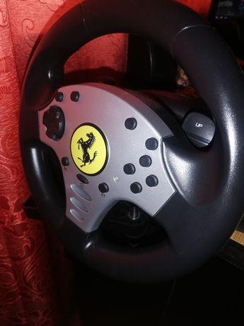 Volan cu Pedale Thrustmaster Ferrari Challenge Racing Wheel PC-PS3