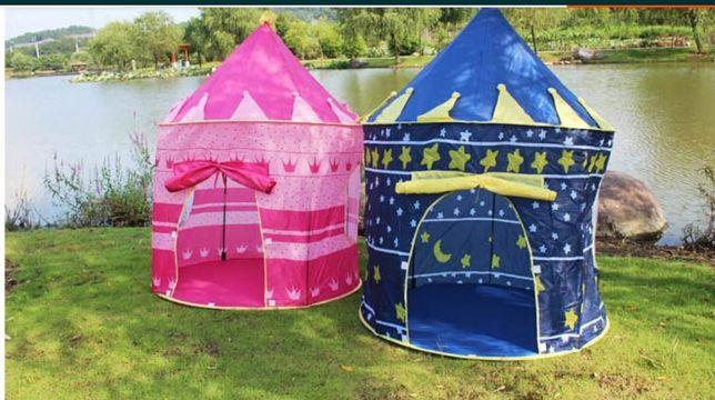 Палатка Замок Принца и Принцессы