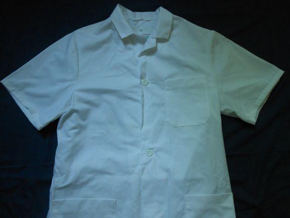 Медицинско облекло/медицинска бяла манта
