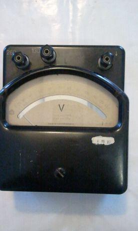 Voltmetru etalon laborator 260 V