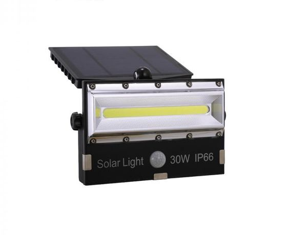 Lampa solara led perete 30W