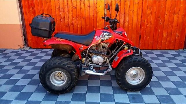Atv Stinger Explorer 170