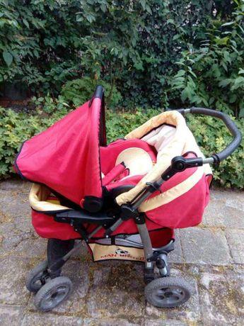 Детска количка с бебе порт Manchester United