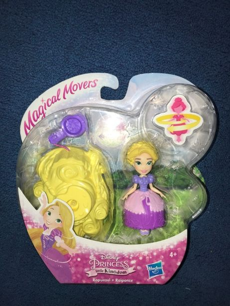 Mini figurină Rapunzel