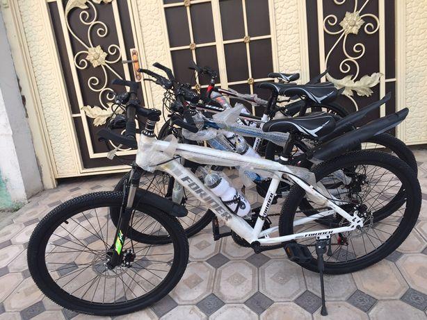 Новые велосипеды. Вело ХИИТ. Велосипеды FORIDER
