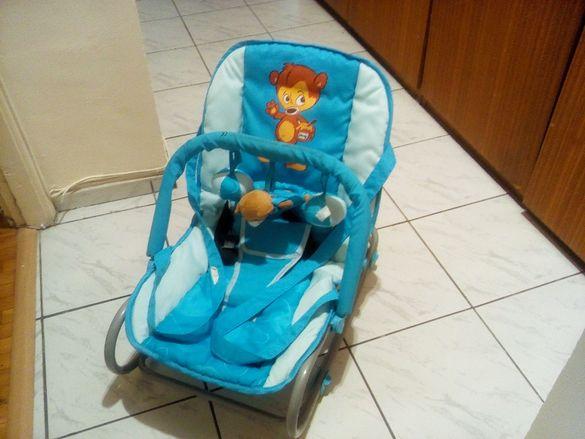 Детско столче-шезлонг