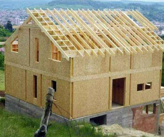 Vindem case modulare si cabane din lemn