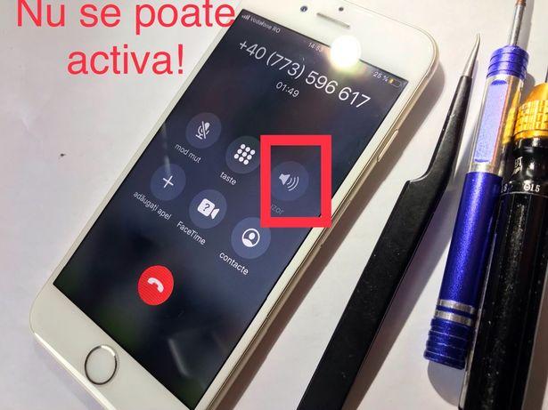Chip de audio IPHONE 7,8,6. Reparație MICROFON,AUDIO iphone 7,8,6,5.