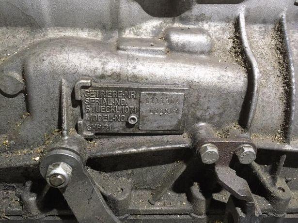 Cutie viteze automata bmw e60 motor 3.0d de 231cp cod 6HP21
