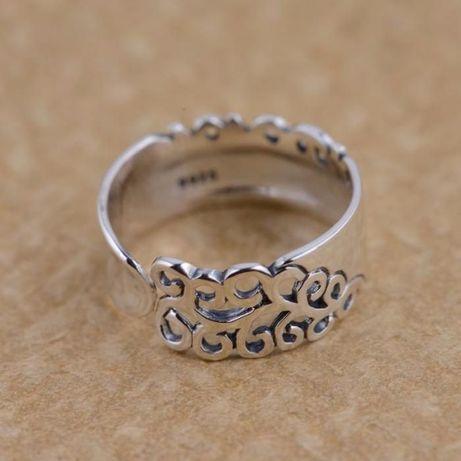 Дамски сребърен пръстен