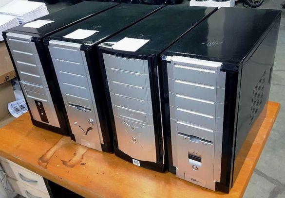 Кутия за PC компютърни кутии със захранване 350W НОВИ на склад
