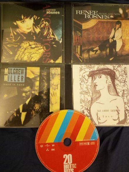аудио дискове ..