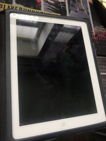 iPad 4 64GB Silver Wi-Fi LTE