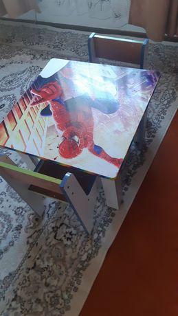 Детский стол стулья