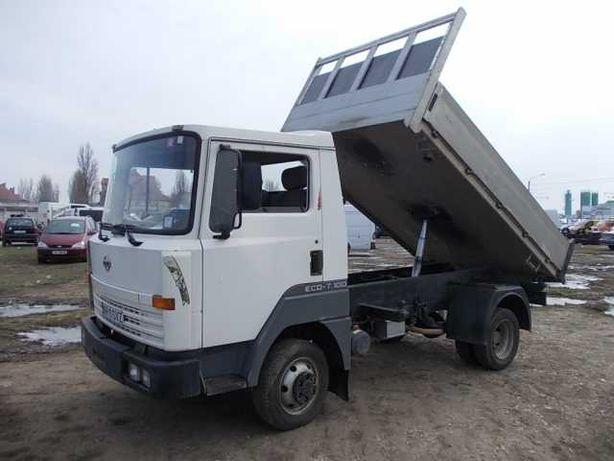 Transport basculabil cu volum cuprins între 0,5 - 3 m3