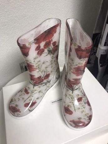 Dolce&Gabbana -ботушки за момиче