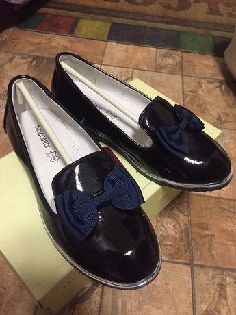 Туфли, обувь на девочку 33 р.
