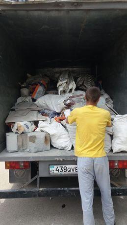 Вывоз МУСОРА!строительного мусора в мешках и россыпью гаражных хламов