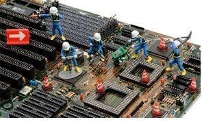 Reparații calculatoare, laptopuri și periferice