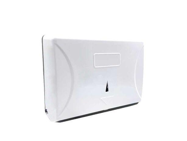Диспенсер для бумажных полотенец Z укладки с окошком