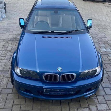 Dezmembrez BMW 330ci 2002 M-tech 2,TRAPA,Xenon,Harman kardon,oglinzi