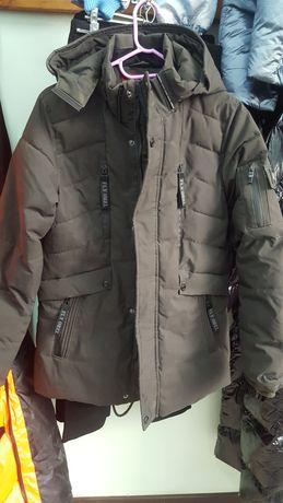 Куртка на мальчика, рост 158см