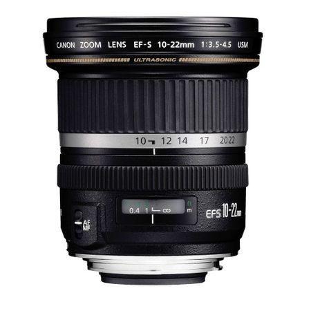 Obiectiv aparat foto Canon EF-S 10-22mm f/3.5-4.5 USM,NOU