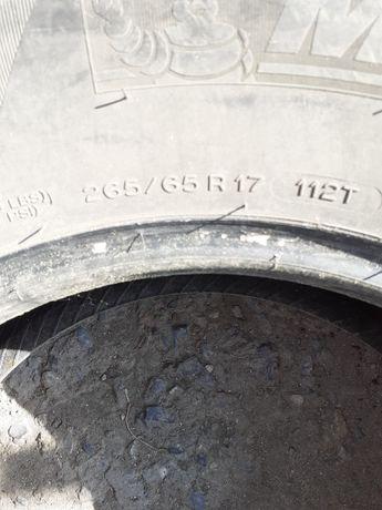 Автошины MICHELIN 265/65 R-17