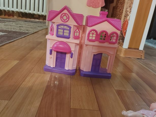 Домик для кукол для девочки