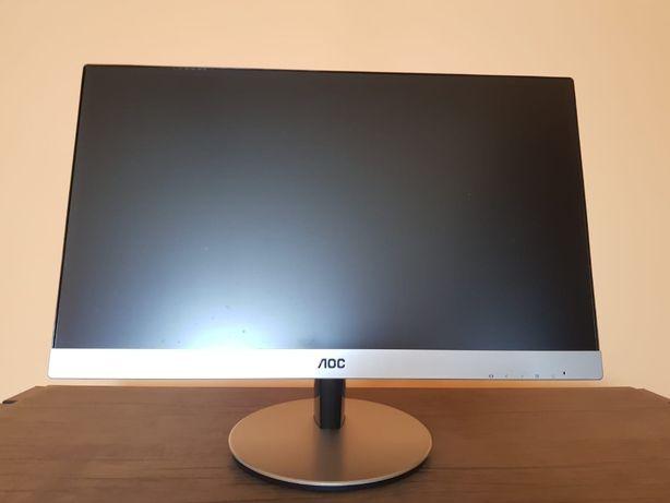 "Monitor AOC IPS 23"" Wide, HDMI, Display Port stare impecabila"