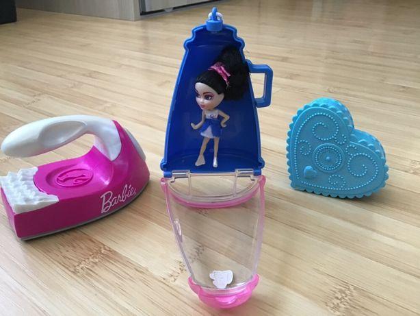 Barbie mini original cu accesorii Barbie