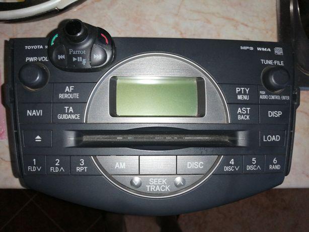 CD player Toyota rav 4 sau schimb cu alte piese de Toyota