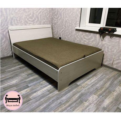 Двухспальная кровать на 20% дешевле чем в ТД г.Алматы