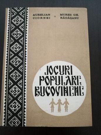 Jocuri populare Bucovinene, A. CIORNEI, Mures Radasanu