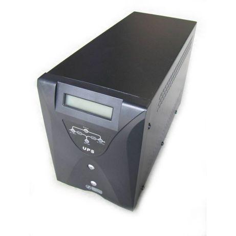 Braun Group UPS-2000 SIN-LCD - 2000VA sinus pur pt centrala termica