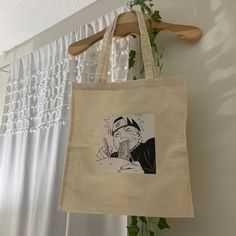 шоппер анимэ с любым рисунком