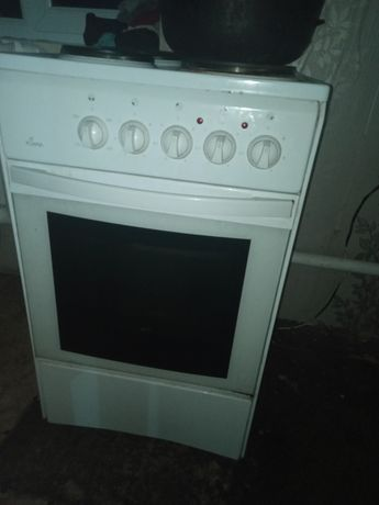 Плитка с духовкой