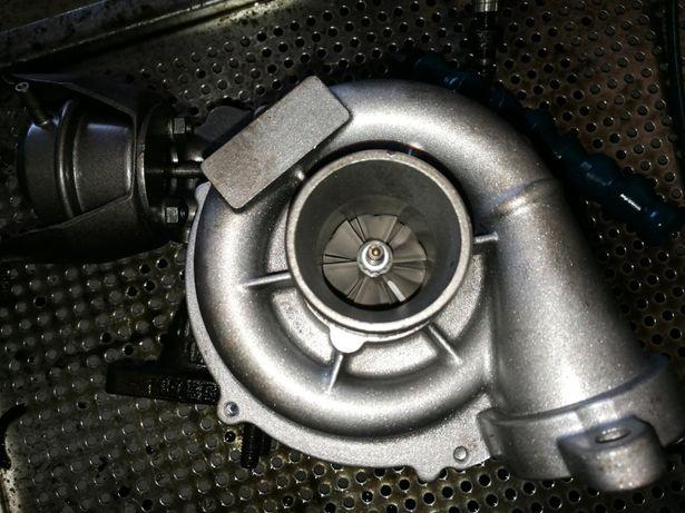 Vand turbina reconditionata peugeot 1.6 hdi 110 cp si 90 cp