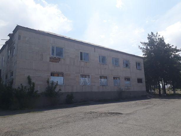 Продам здание камерческий