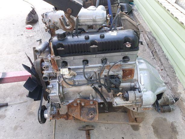 Двигатель Газель Бизнес сотка умз 4216